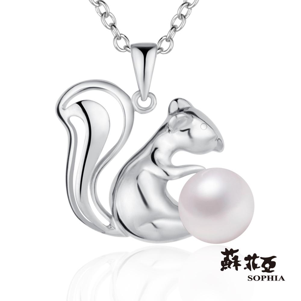 【蘇菲亞 Sophia】伊莉絲系列之七 IRIS珍珠項鍊