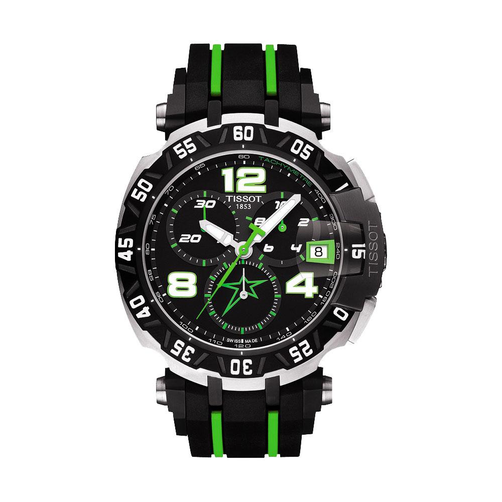 TISSOT T-RACE NICKY HAYDEN 2015 計時限量腕錶-45mm