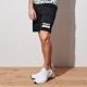 短褲 布魯克林棉短褲(2色)-CACO