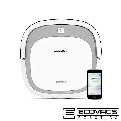 ECOVACS 雲端智能地面清潔機器人(DA5G-Slim2)