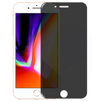Metal-Slim Apple iPhone 8 防窺滿版玻璃貼