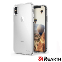Rearth Apple iPhone X (Ringke Air) 輕薄保護殼