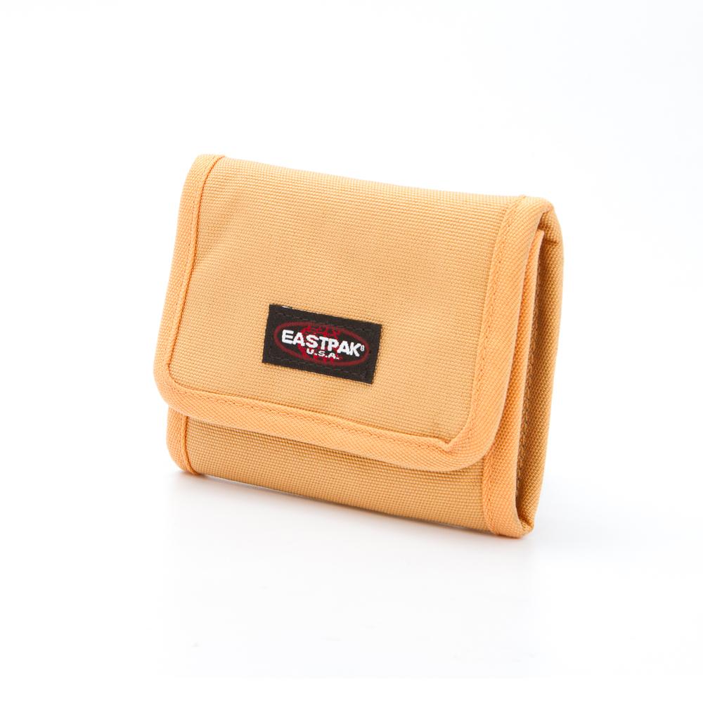 EASTPAK-折疊短夾-橘