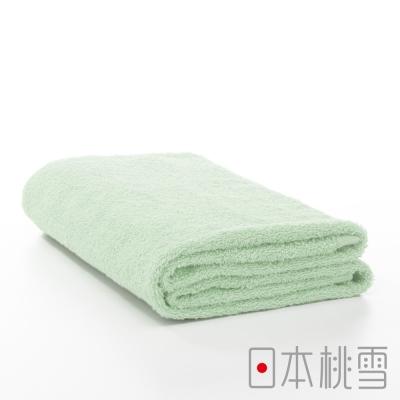 日本桃雪飯店浴巾(淺綠色)