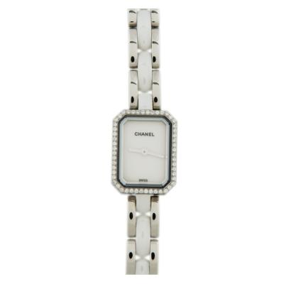 CHANEL H2132 首映系列52顆美鑽腕錶