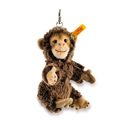 STEIFF德國金耳釦泰迪熊 - Monkey Keyring (經典吊飾)