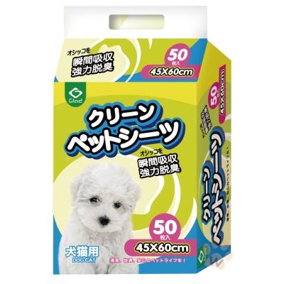快樂狗  抗菌強力吸收尿布《50片入》