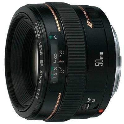 Canon EF 50mm F1.4 USM。公司貨