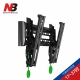 【NB】17-37吋超薄可調角度液晶螢幕萬用壁掛架/NBC1-T product thumbnail 1