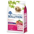 耐吉斯SOLUTION 幼犬 羊肉田園蔬菜配方15kg 1入