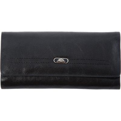 TONY PEROTTI 義大利公牛皮 無車縫系列 鑰匙包 ( 黑色 )