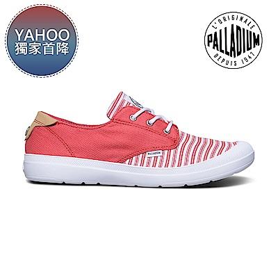 Palladium Voyage-女-橘紅條紋