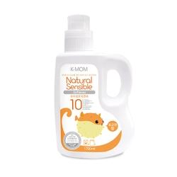 韓國MOTHER-K純淨寶寶衣物柔軟精 溫暖陽光1700ml(瓶裝)