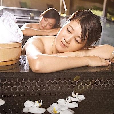 (高雄)花季度假飯店 出雲風呂裸湯單人券(2張)