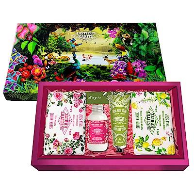 Institut Karite Paris巴黎乳油木香氛組禮盒-6