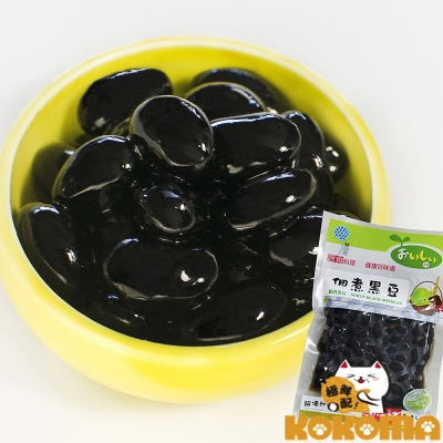 (好康499免運)極鮮配黑密丹波黑豆(200g±10%/包)