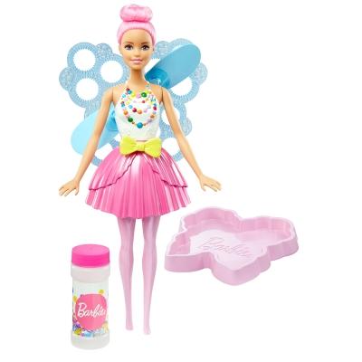 MATTEL 芭比Dreamtopia吹泡泡芭比公主(3Y+)