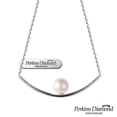 PERKINS 伯金仕 - 7-7.5mm 天然淡水珍珠項鍊