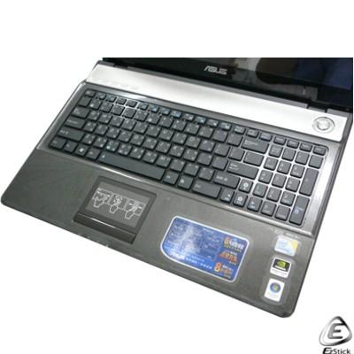 Ezstick 機身保護貼 - ASUS N61 鍵盤週圍 專用