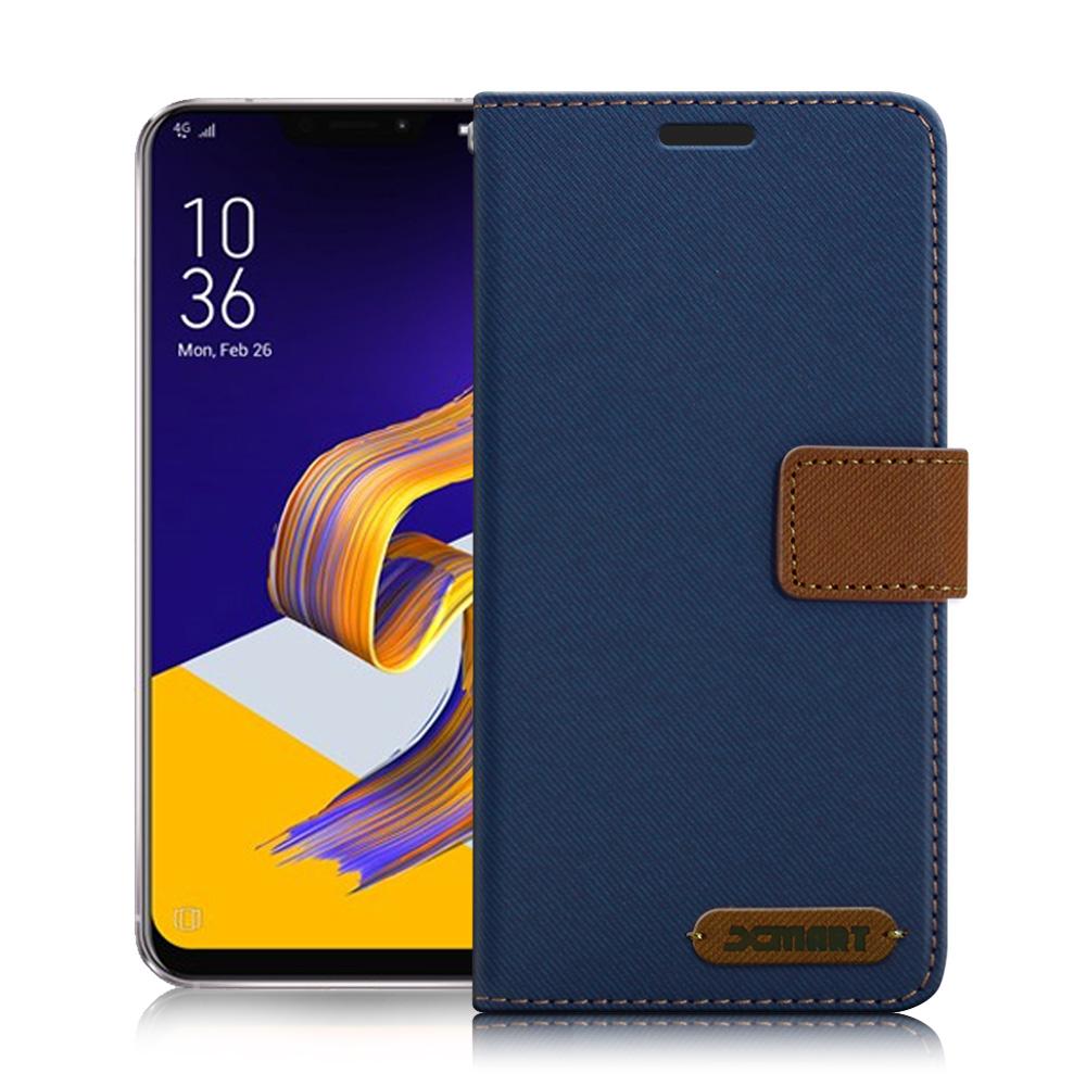 Xmart for Zenfone5 ZS620KL/ZE620KL度假浪漫風支架皮套