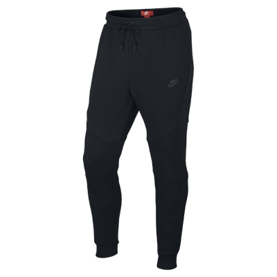 Nike 長褲 M NSW Tech Fleece 男 黑
