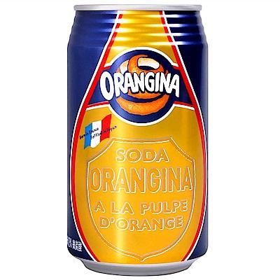SUNTORY ORANGINA碳酸飲料-橘子風味(340ml)