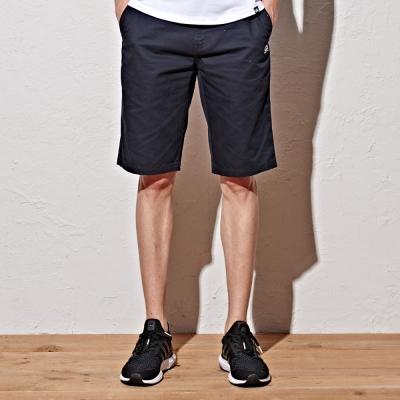 短褲-電繡字工作褲-3色-CACO