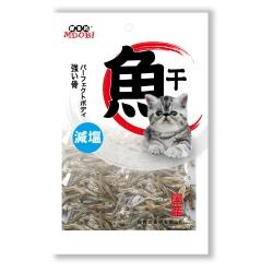 MDOBI摩多比-高鈣減鹽小魚乾 80g-3包組