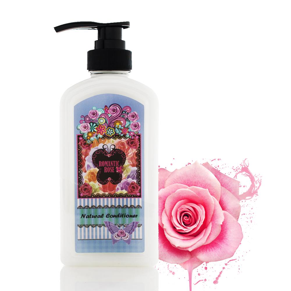 (即期品)Romantic Rose 玫瑰精華潤絲精450mlX2