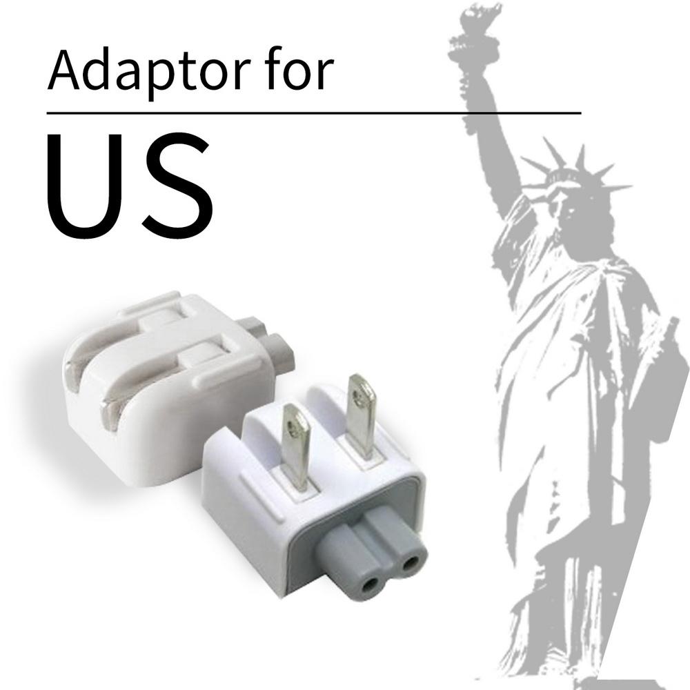 [ZIYA] Apple 變壓器電源轉接頭/充電轉接頭 (US/TW 美規)