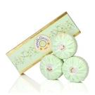 Roger & Gallet 綠茶香氛香水皂禮盒 3入組