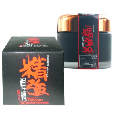 信義鄉農會 精強梅精/30倍濃縮(70gx4罐)
