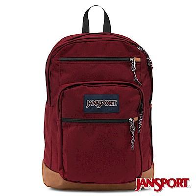 JanSport -COOL STUDENT系列後背包 -聖誕紅