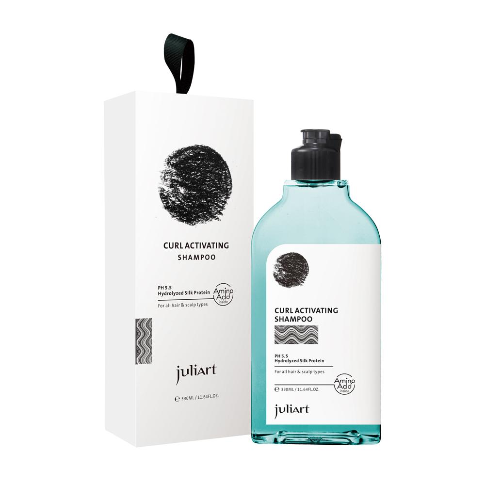 JuliArt 彈力回捲洗髮精 330mL