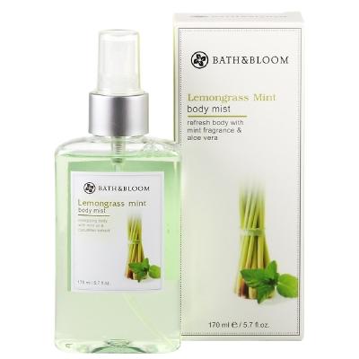Bath&Bloom檸檬草薄荷美體淡香水 170ml