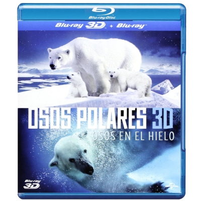極地冰熊 Polar Bears : Ice Bear (3D/2D)  藍光 BD
