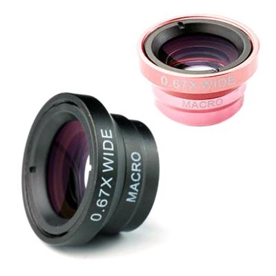SKINA原廠0.67X 廣角微距磁吸雙鏡頭