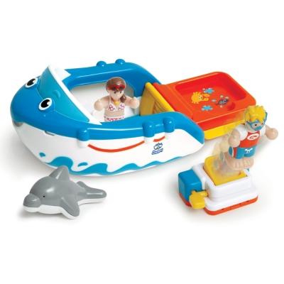 【WOW Toys 驚奇玩具】渡假快艇 丹尼