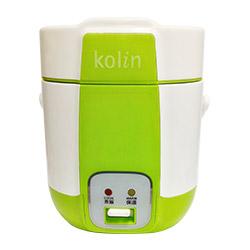 Kolin歌林 隨行電子鍋(KNJ-HC201_活力綠)