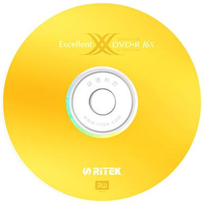 錸德 RiTEK X系列 16X DVD+R 300片