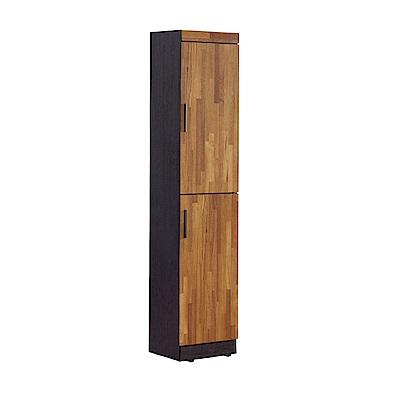 AT HOME-尚恩1.3X6尺雙色鞋櫃 (40*32*180cm)