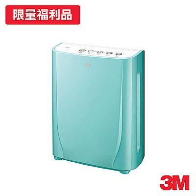 【福利品】3M寶寶專用6坪空氣清淨機-馬卡龍綠(適用3-7坪)