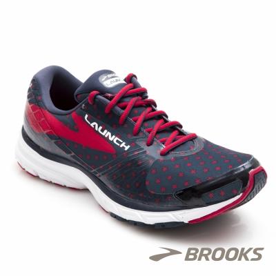 BROOKS 男 動能加碼象限Launch奧運紀念款3(1102151D478)