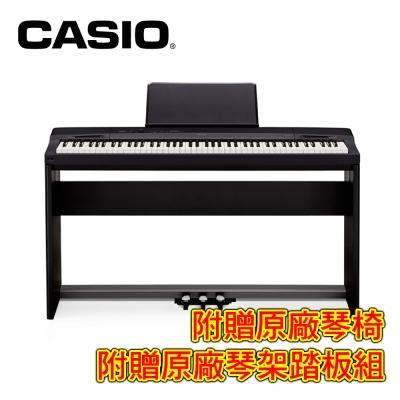 CASIO PX160 BK 黑色限量款 電鋼琴