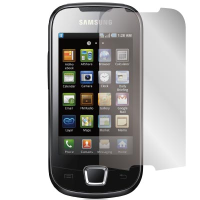 [ZIYA] SAMSUNG Galaxy 3 i5800 抗反射(霧面)保護貼...