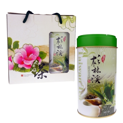 【幸福流域-富春齋】杉林溪高山茶(300g)