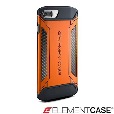 美國 Element Case iPhone 8+ / 7+ CFX強化防摔手機保護殼-橘