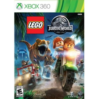 樂高:侏儸紀世界 LEGO JURASSIC WORLD-XBOX360英文美版