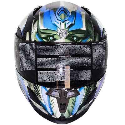 變形金剛安全帽RT1000A 科博文 (台灣製造)