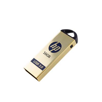 HP x725w 32GB 無蓋式袖珍金屬精工隨身碟 USB3.0